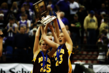 goodhue girls Goodhue girls basketball coach josh wieme previews the wildcats' class a state tournament quarterfinal game against hancock the interview was conducted on m.